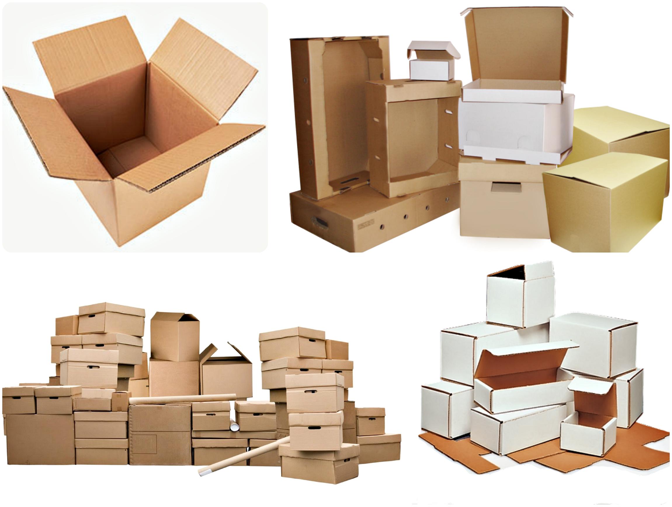 Переваги картонної упаковки
